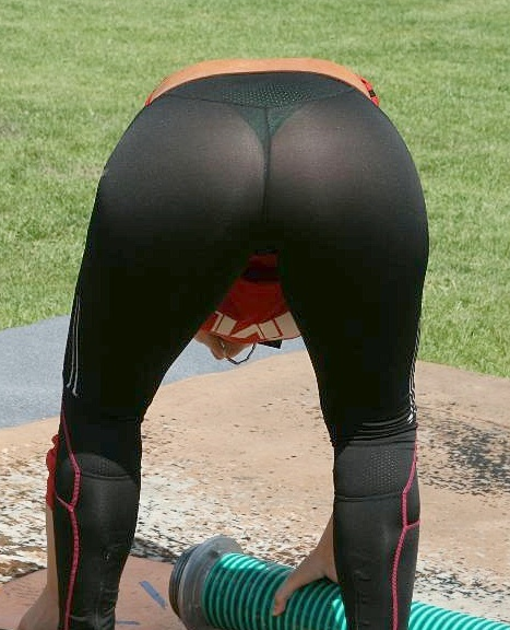 leggings with thongs porn