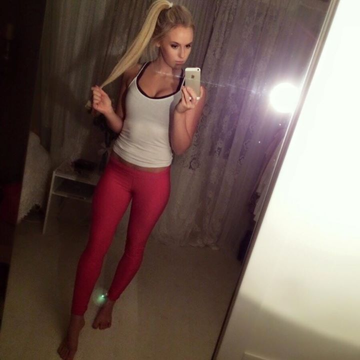Hot pants and upskirt videos
