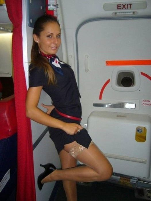 flight attendants looking to join the mile high club 16