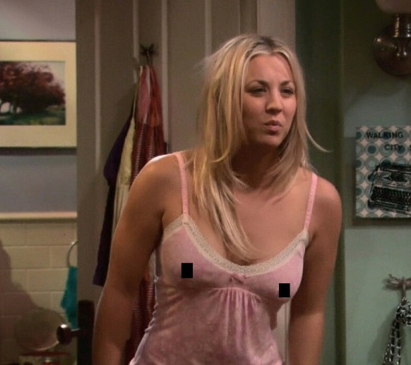 Jaw dropping photos of Kaley Cuoco - Big Trending