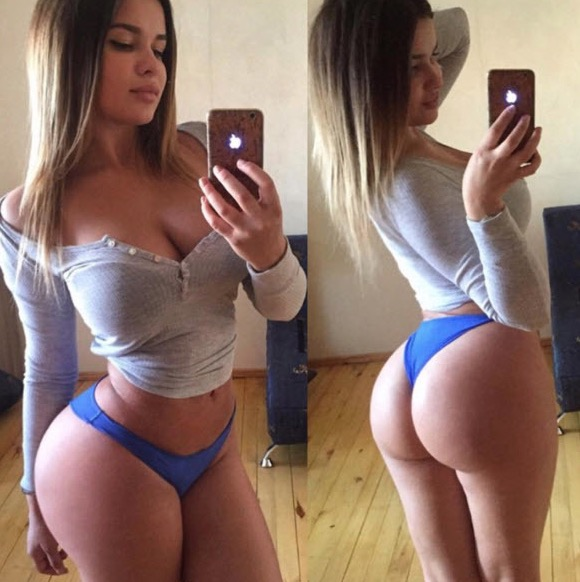 Remember Girls… This Is Why Squats Matter!!! | Big ...