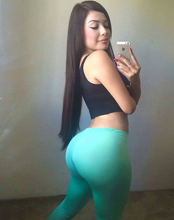 Workout in yoga pants then fucked 2